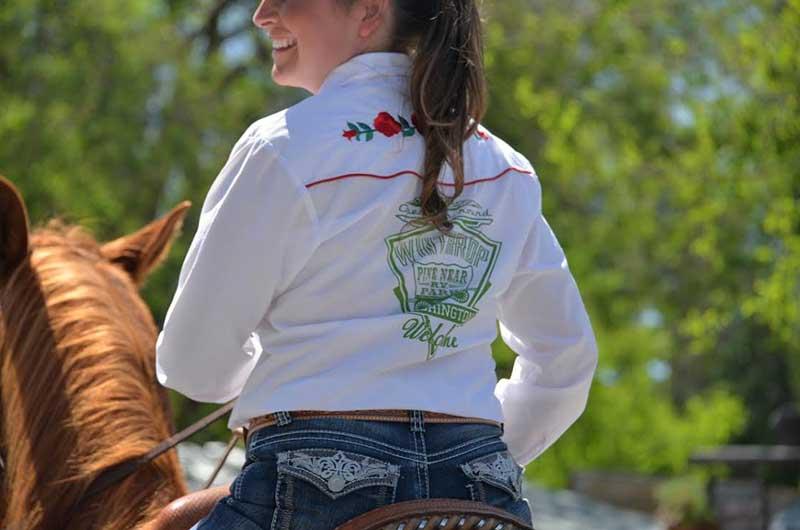 Winthrop horseback riding